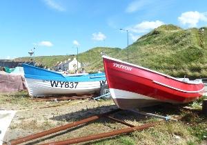 Saltburn_Boats